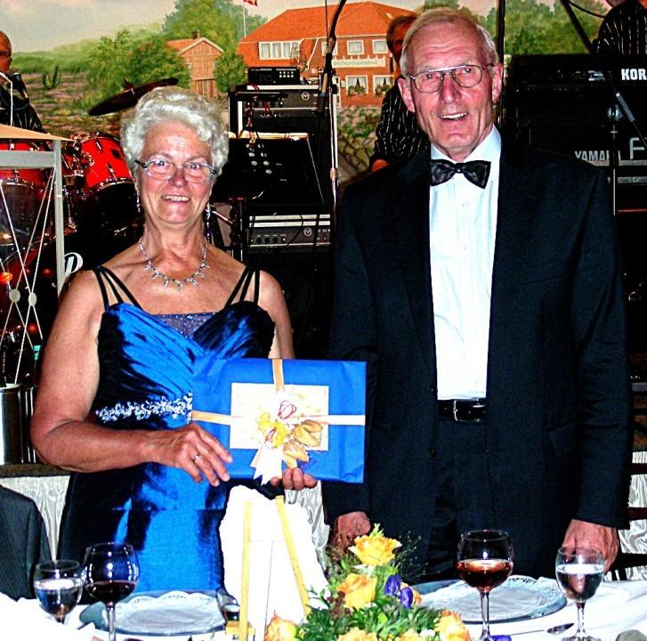 2009 Richard und Anni Peper - Goldene Hochzeit