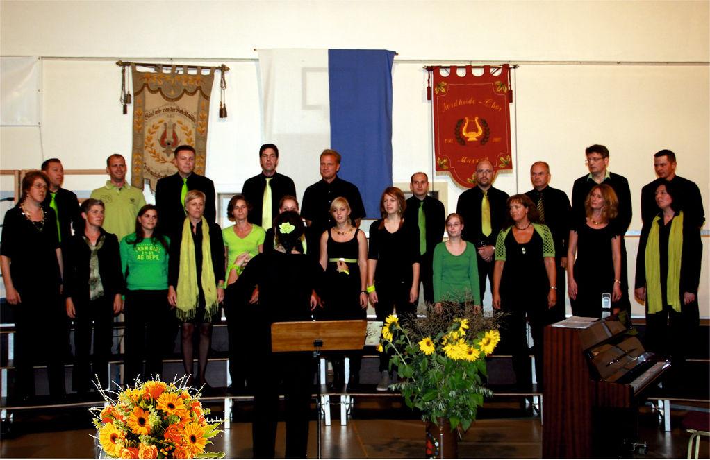 """Herbstkonzert 2011 Gem. Chor """"pur calluna"""""""