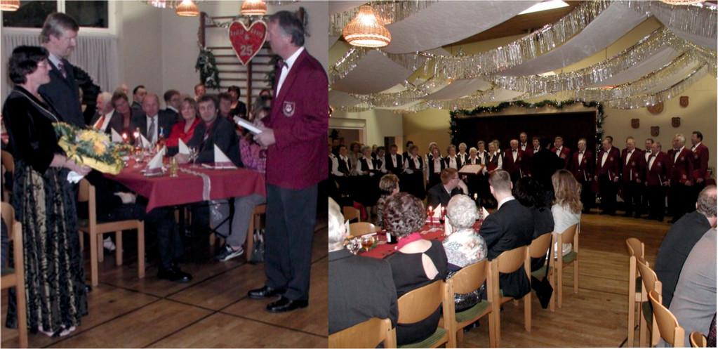 2003 Georg und Marlies Mickel-Garbers Silberne Hochzeit