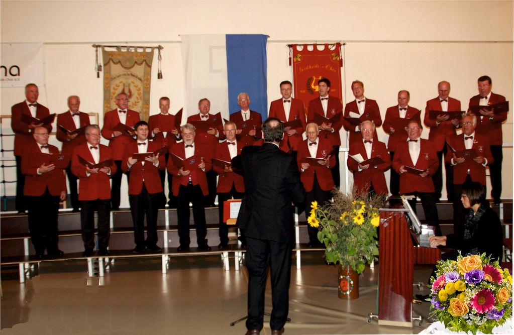 "Herbstkonzert 2011 - ""Nordheide-Chor"""
