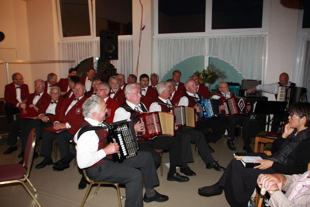 "Herbstkonzert 2011 ""Heidjer Oldies"""