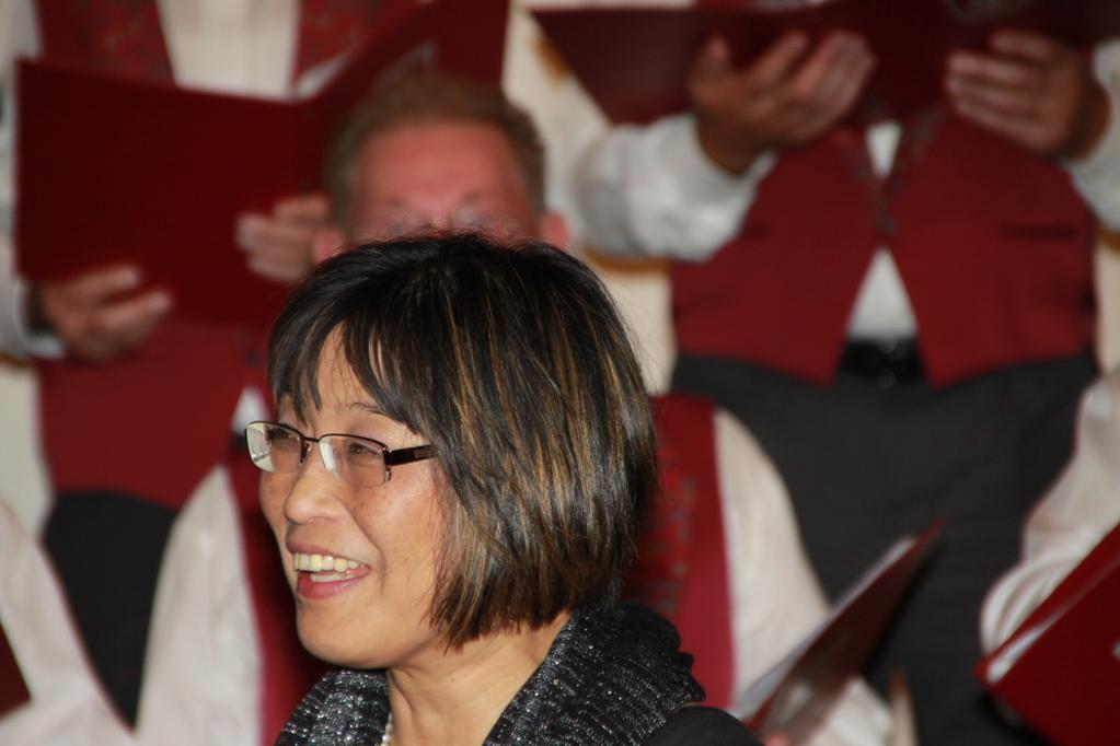 """Herbstkonzert 2011 """"Die perfekte Pianistin"""""""