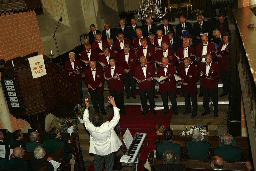 Konzert in der Backsteinkirche Laage