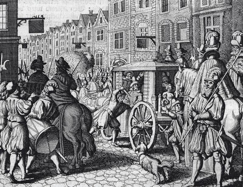 Ermordung von Heinrich IV.