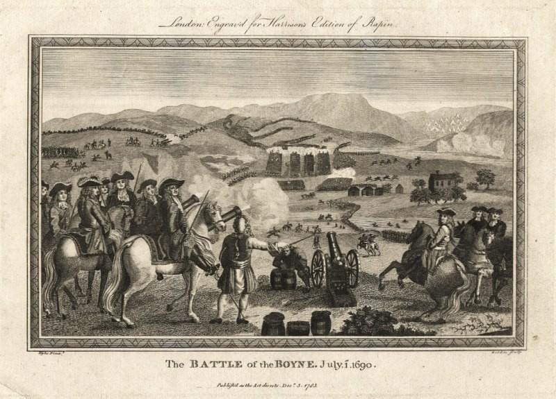 Schlacht am Fluss Boyne