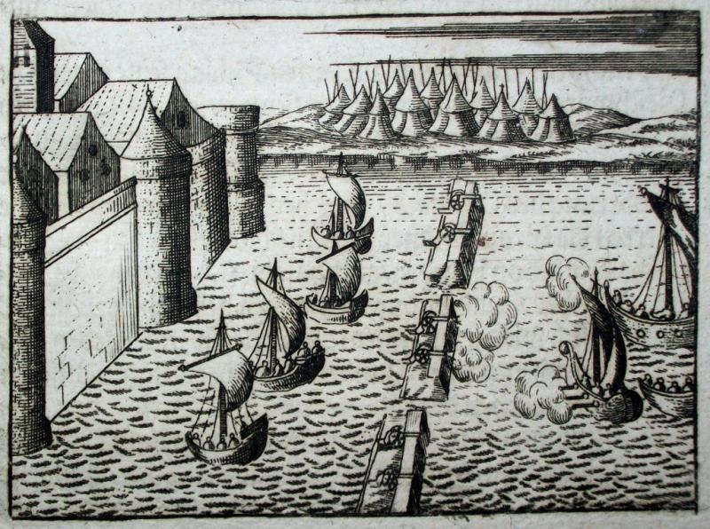 Belagerung von La Rochelle