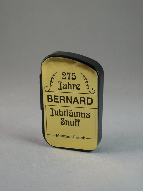 275 Jahre Bernard Jubiläums-Snuff / © Sammlung PRISARD