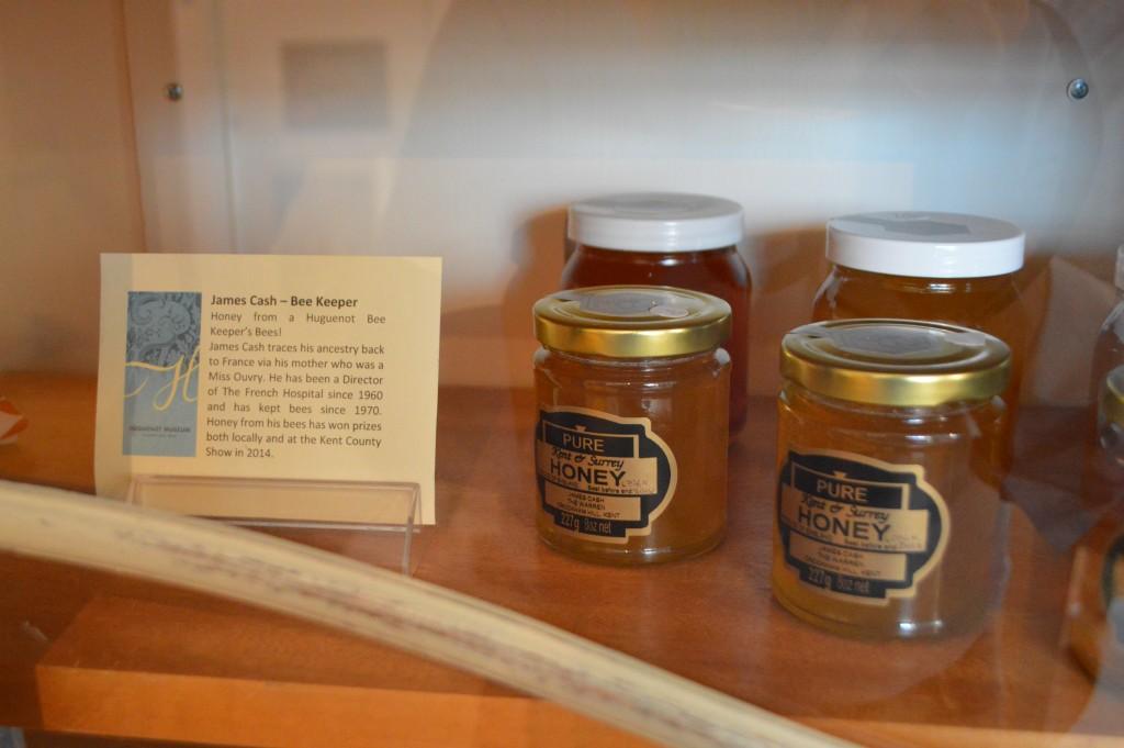 Honig als Souvenir