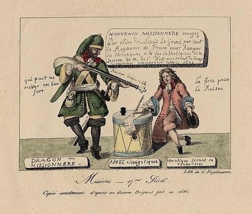 Lithographie von Godefroy Engelmann / © Bibliothèque nationale de France, Paris (F)
