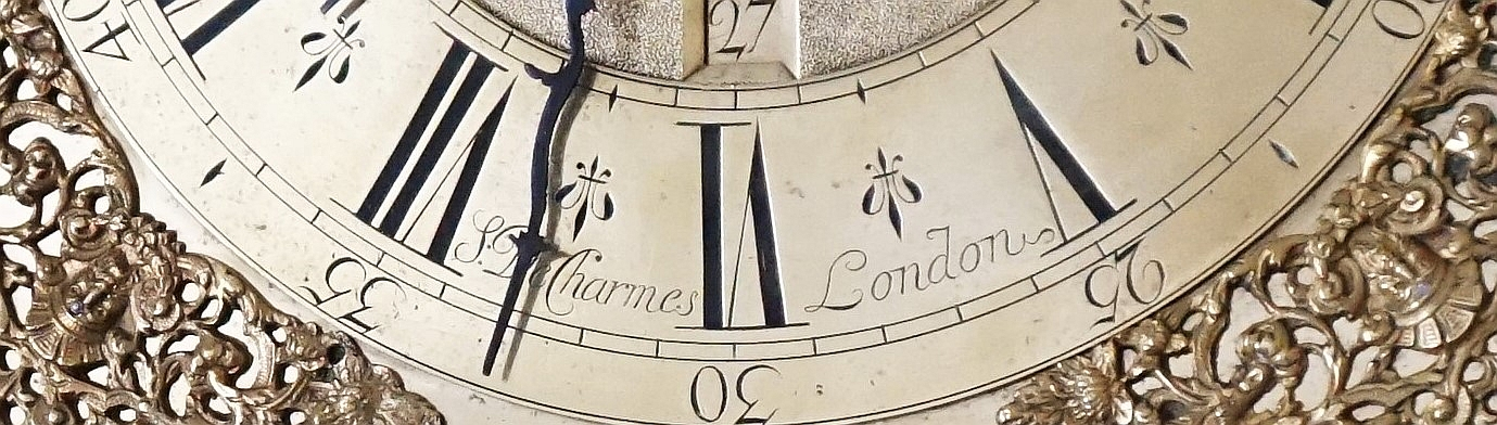 Simon De Charmes, hugenottischer Uhrmacher