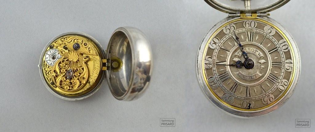 Taschenuhr von Terrot & Thuillier