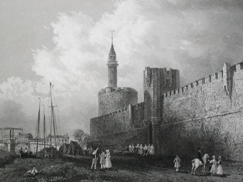 Frauengefängnis Tour de Constance