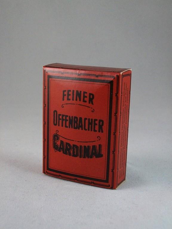 Feiner Offenbacher Cardinal / © Sammlung PRISARD