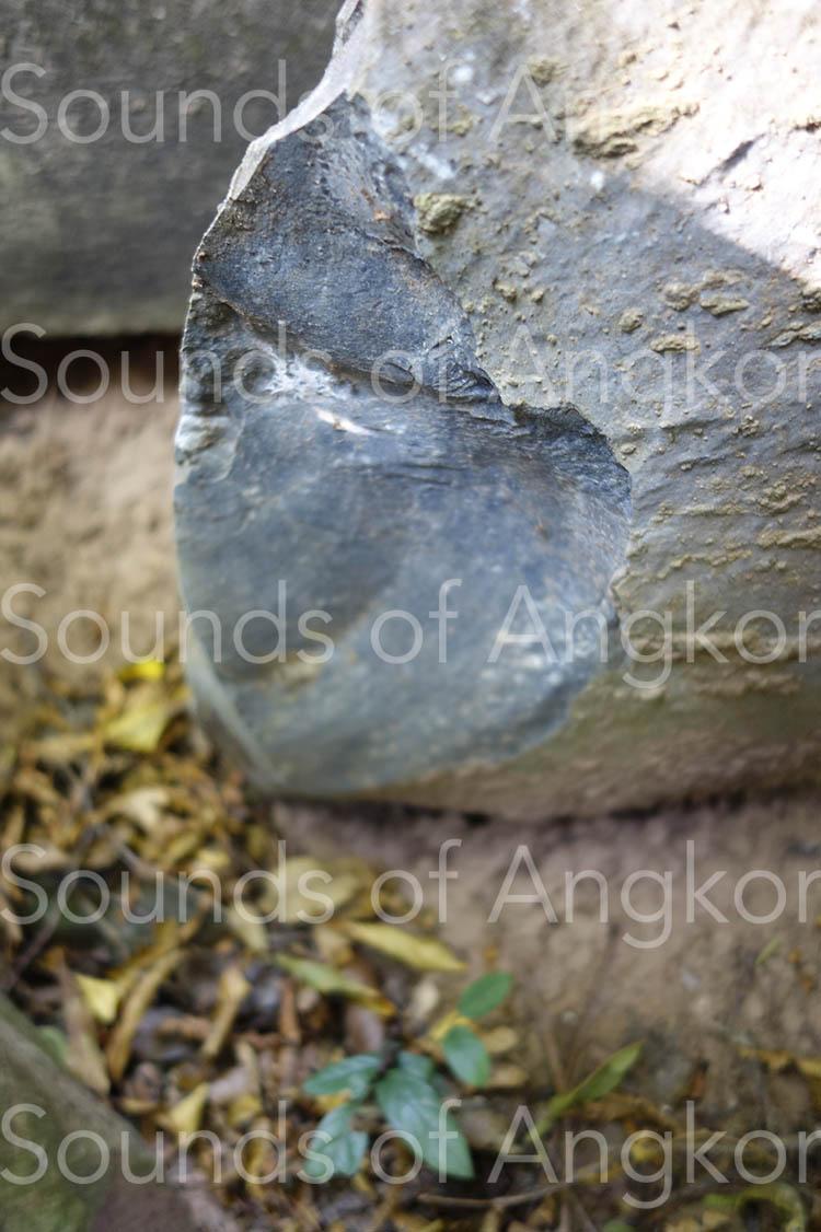 COuleur interne de la pierre