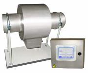 Das einheitliche System für die Erkennung und automatische Entgiftung der metallischen Massenmaterialien, die pneumatisch befördert sind.