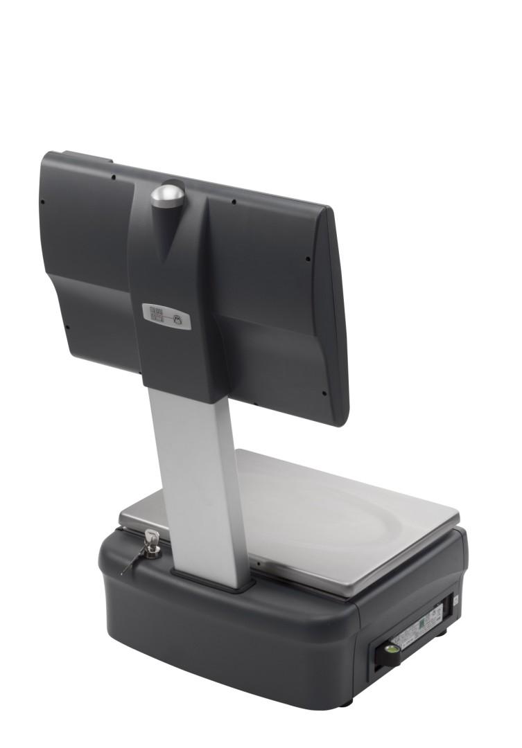 CE 9700 EVO T self Touch hinten