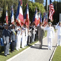 US Fleet Admiral arrival - 2013
