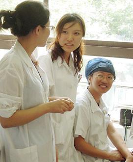 Les étudiants en médecine se ressemblent, quelquesoit le continent