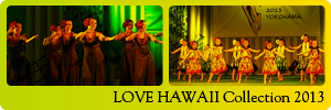 LOVE HAWAII Collection 2013