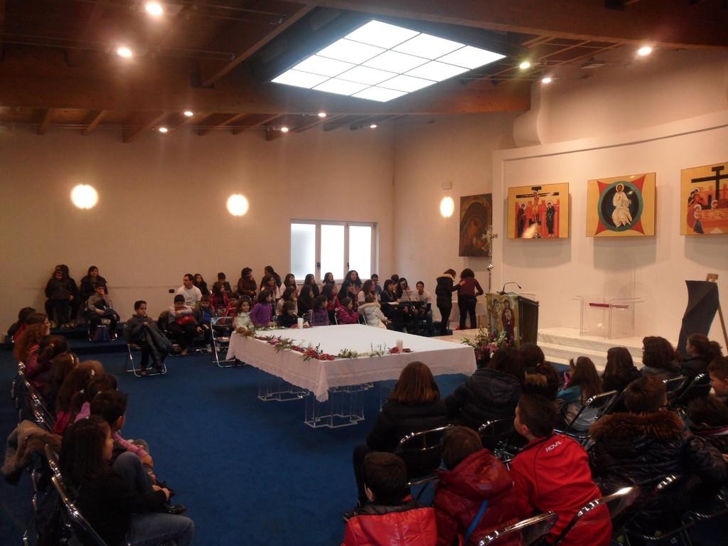Festa della PACE - Parrocchie di Cannavà - Rizziconi - San Procopio