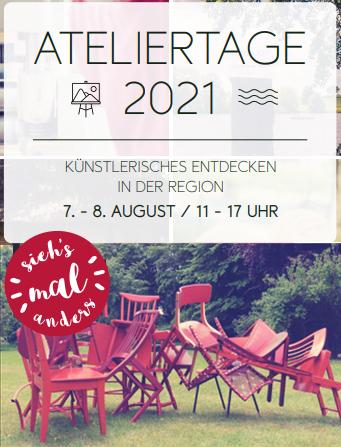 Ateliertage 2021 - in der Hosteinischen Schweiz