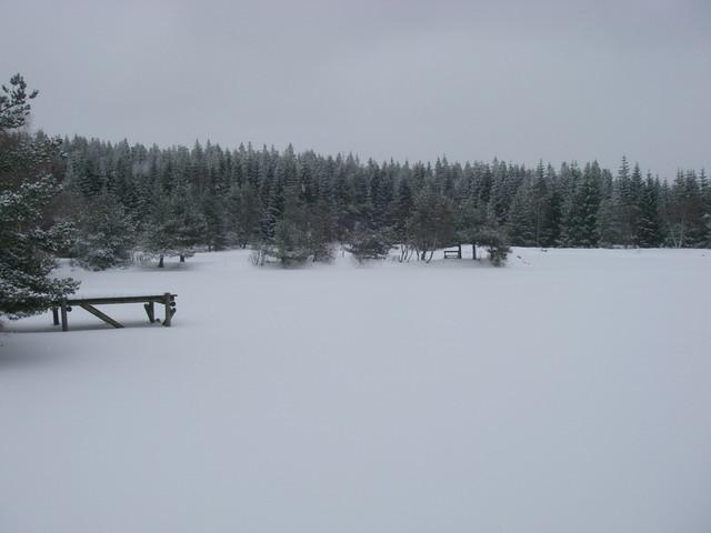 Si, si,  c'est bien le lac !