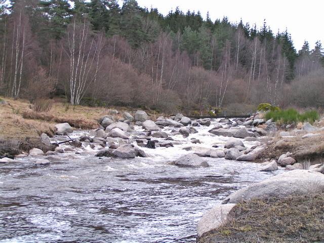 L'arrivée d'eau principale : la dérivation du Chapeauroux