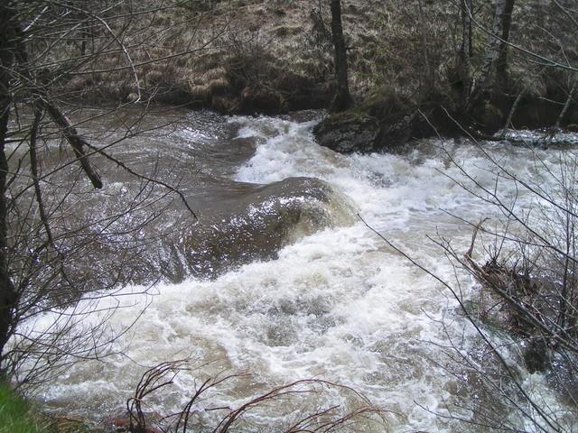 Mouvements de l'eau