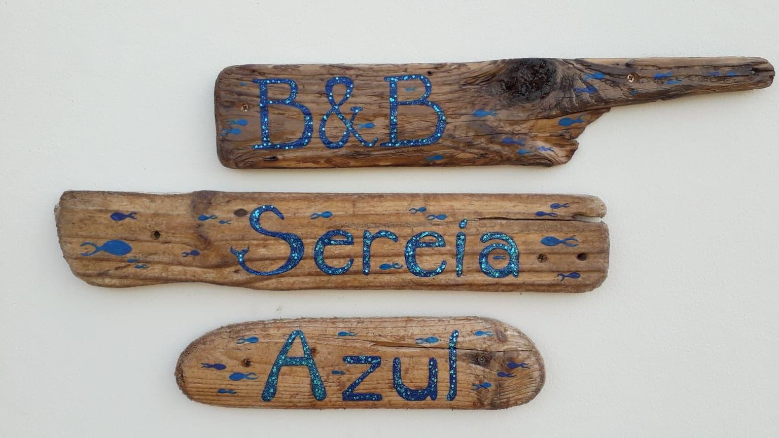 B & B Sereia Azul