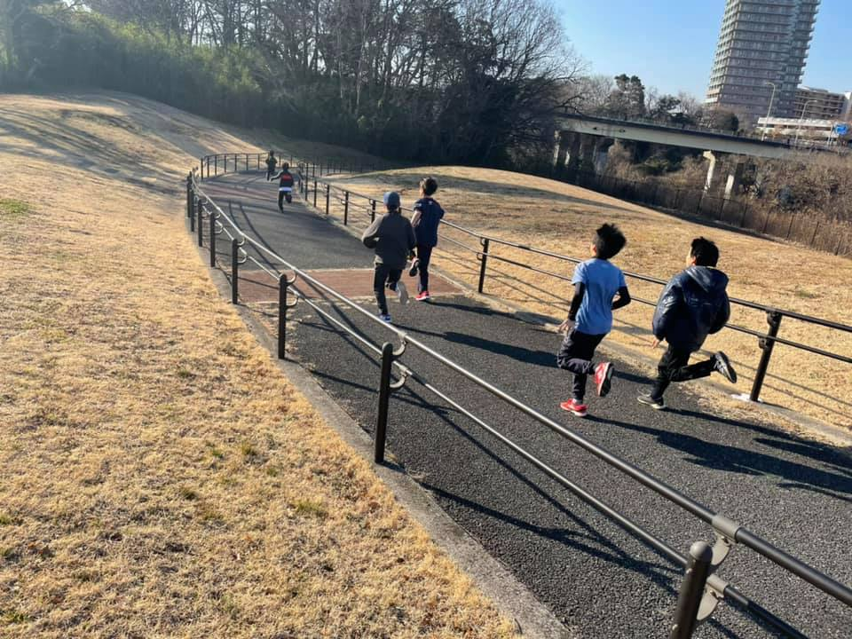 【WILD MOVE KIDS】3月卒園の年長さんについて体験参加の開始