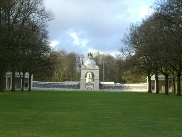 Longueval Delville Wood South African National Memorial