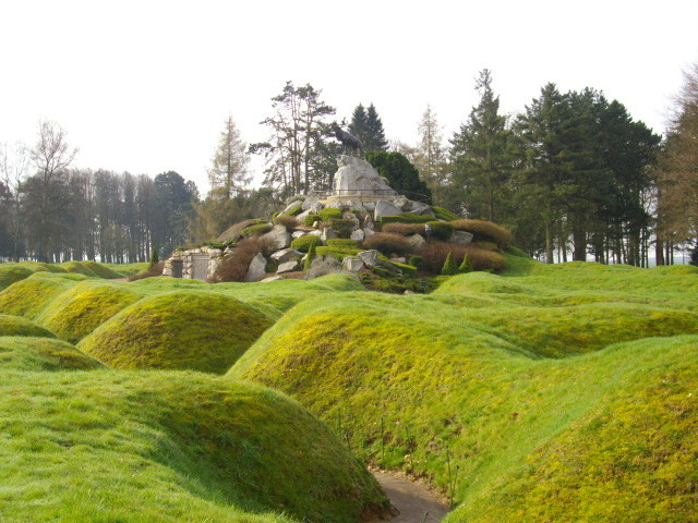 Beaumont-Hamel Newfoundland Battlefield Memorial Park