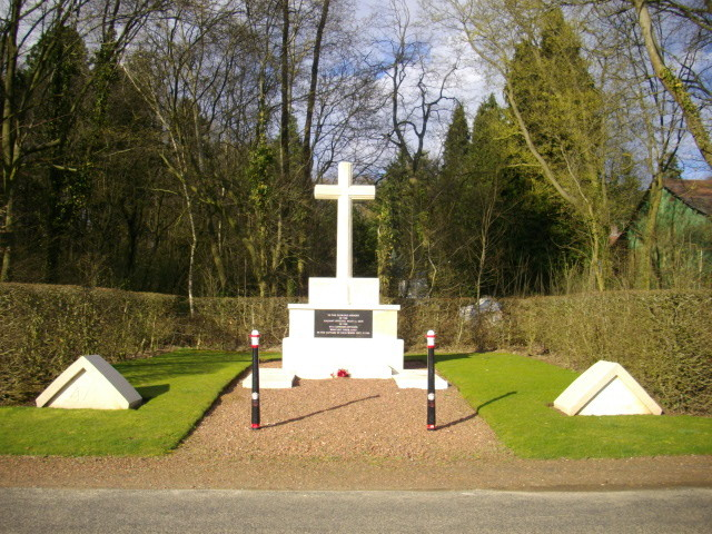 High Wood 47th Division Memorial