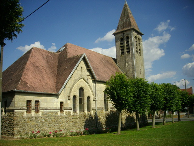 Church of Le Sars