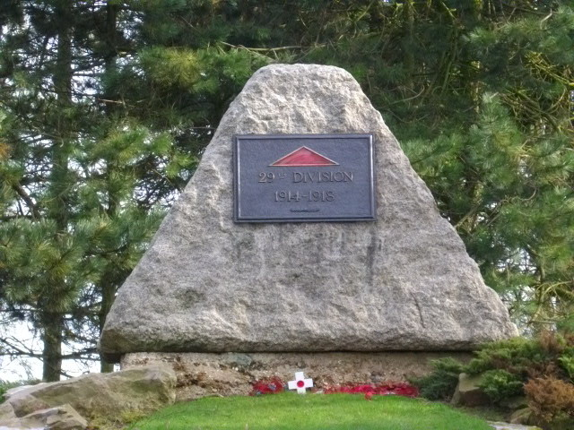 Beaumont-Hamel 29th Division Memorial