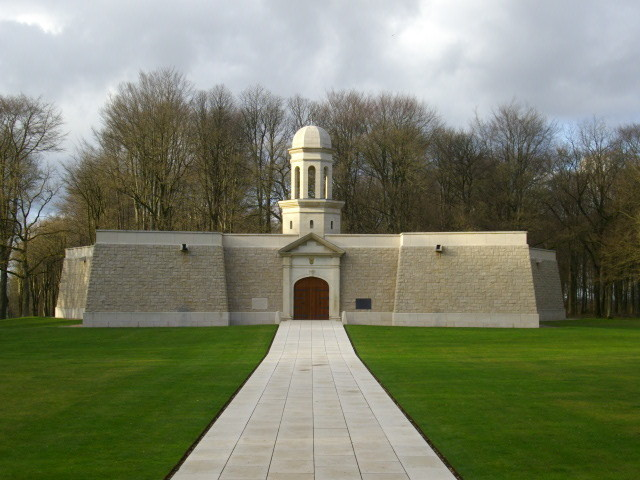 Delville Wood South Africa National Memorial Museum