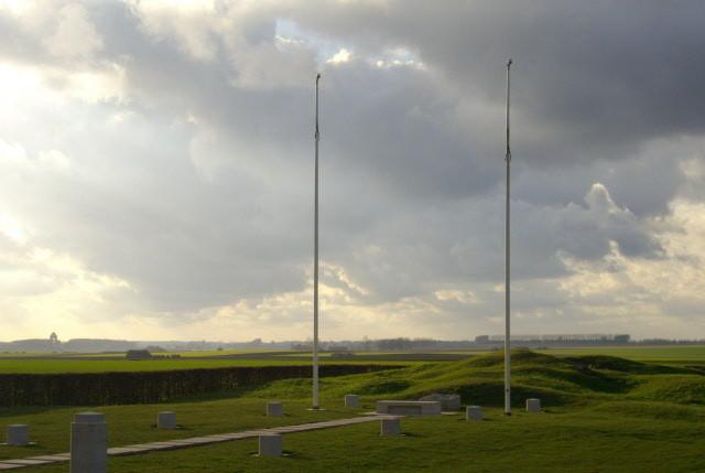Pozières Australian Battlefield Windmill Memorial