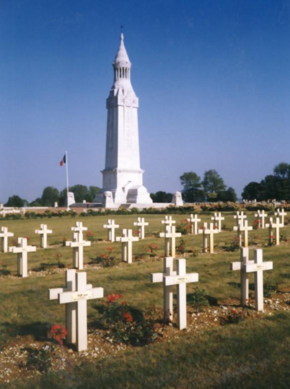 Nécropole nationale et ossuaire français de Notre Dame de Lorette