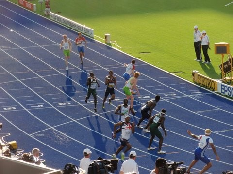 4 x 400 m Staffel Männer