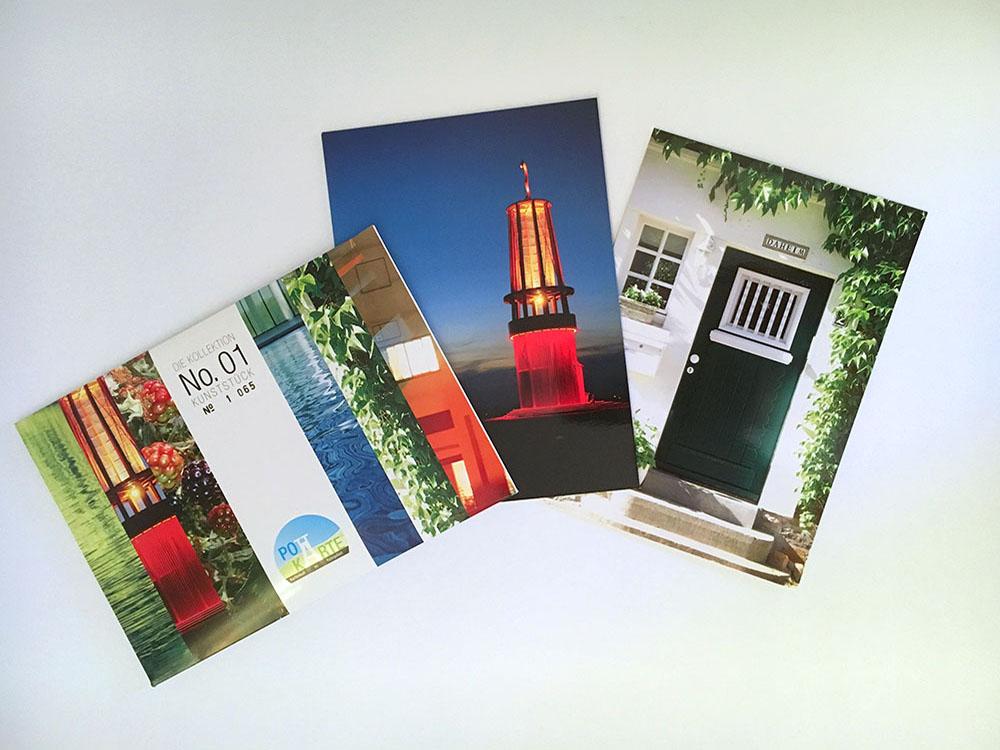 Postkartenreihe I Pottkarte