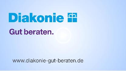 """Was verbindet Schuldner-, Sucht- und Lebensberatung? Der Spot für die Kampagne """"Diakonie. Gut beraten"""" erklärt es in 20 Sekunden. Grafische Gestaltung: zag!media, Hamburg.     Vom 5. bis zum 23. 12. 2016 wieder im Hamburger U-Bahn-TV."""