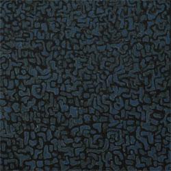Stadtordnung Tokyo 2005  Acryl/Pigment auf Hartfaserplatte 25 X 25 cm
