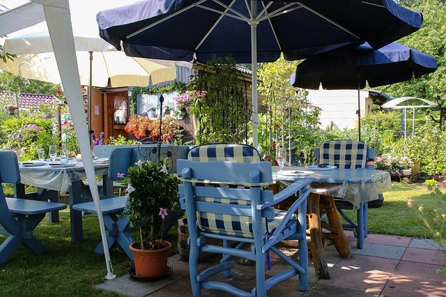 Aankoopadvies voor tuinmeubelen