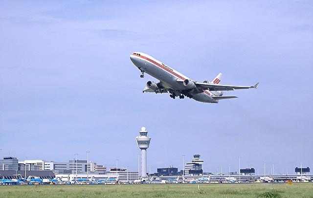 welke vliegvelden heeft Nederland