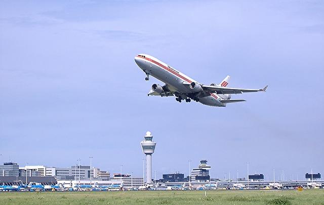 Welke vliegvelden heeft Nederland?