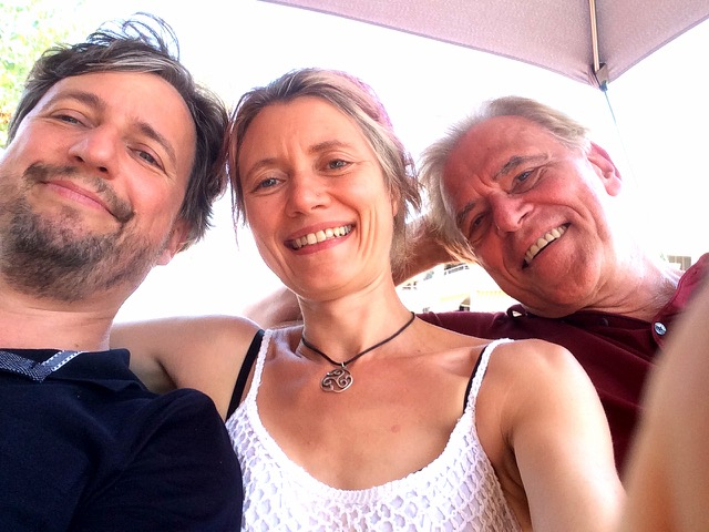 Harald, Susi und Lothar
