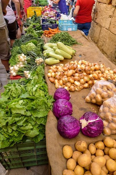 Markt (Foto: Ulrike Parnow)