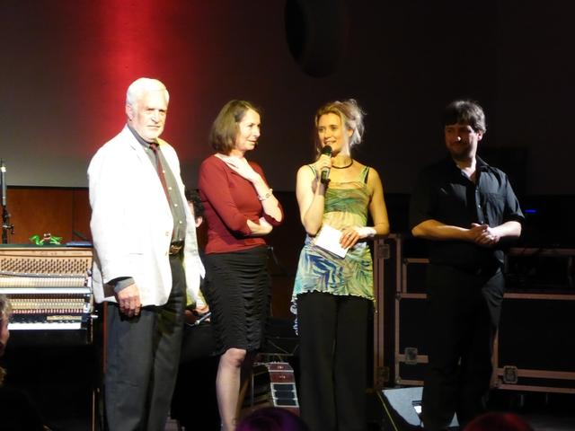 Bernd, Agnes, Susanne, Harald