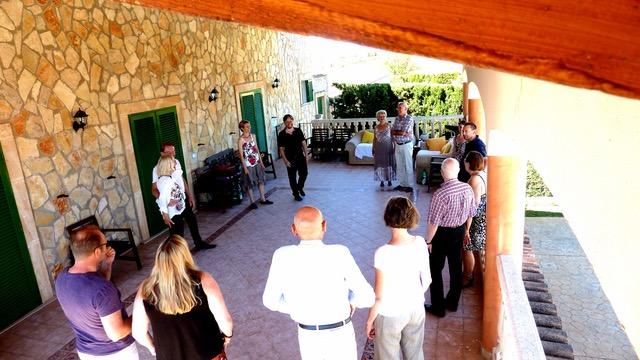 Tangokurs auf Mallorca