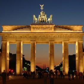Brandenburger Tor - Tangowoche in Berlin